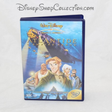 Dvd Atlantis the Empire Lost DISNEY Grand Classic numbered 61