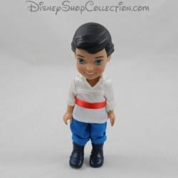 Mini muñeca Príncipe Eric DISNEY La Sirenita Mi primer Disney 16 cm