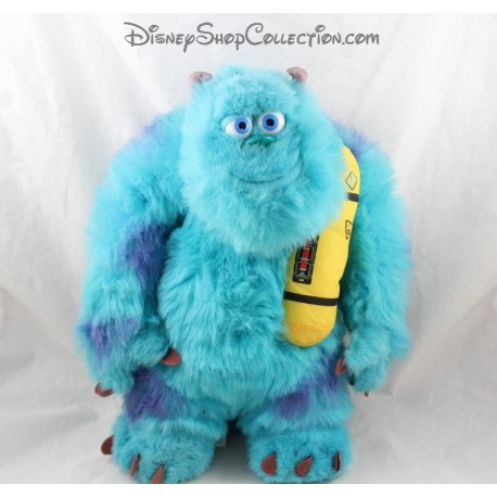 Interactive towel Sully DISNEY PIXAR Monsters - Plush Co. speaks French Hasbro 36 cm