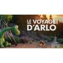 Le voyage d'Arlo - Disney