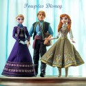 Disney dolls - Derivatives used