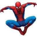 Marvel Comics Spiderman-juguetes de peluche juegos utilizados colección