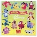Peluches Disney de McDonald's - Happy Meals vintage