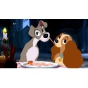 The Lady and the tramp Disney - movie derivatives used