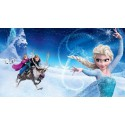 The Disney snow Queen - Plush doll toys and games