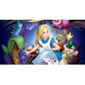Disney Alice in Wonderland - plush and collection of