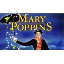 Film Mary Poppins Disney - plush figure and derivatives